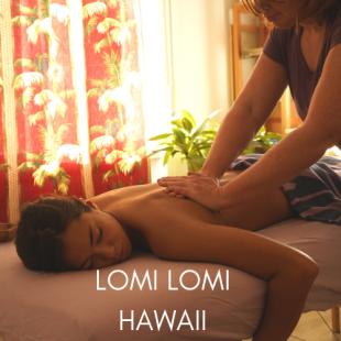 Lomi Lomi Hawaii