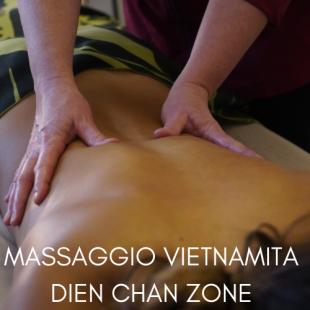 Massaggio Vietnamita e Dien Chan Zone Viso ®